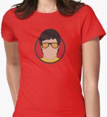 Bruce Tailliertes T-Shirt für Frauen