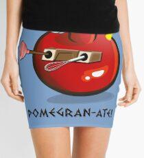 DALEK POMEGRAN-ATE! Mini Skirt