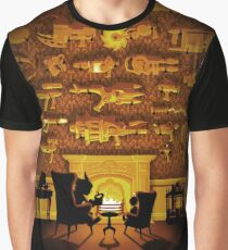 Ratchet and Clank - Always Outnumbered, Never Outgunned Graphic T-Shirt