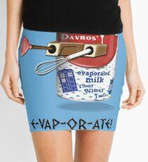 E-VAP-OR-ATE ! Mini Skirt