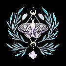 Moon Moth 01 by nikury
