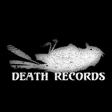 Death Records (Vintage)  by RetroPops