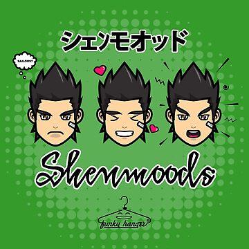 Shenmoods by funkyhanger