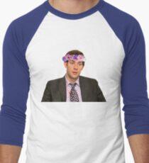 Befuddled Jim Men's Baseball ¾ T-Shirt