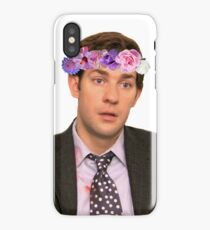 Befuddled Jim iPhone Case