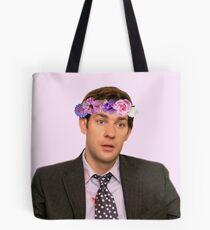 Befuddled Jim Tote Bag