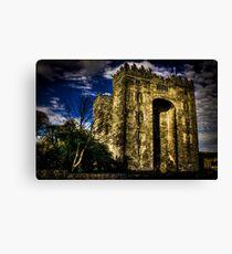 Bunratty Castle - Co. Clare Ireland Canvas Print