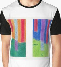 Polar Opposites Attract Graphic T-Shirt