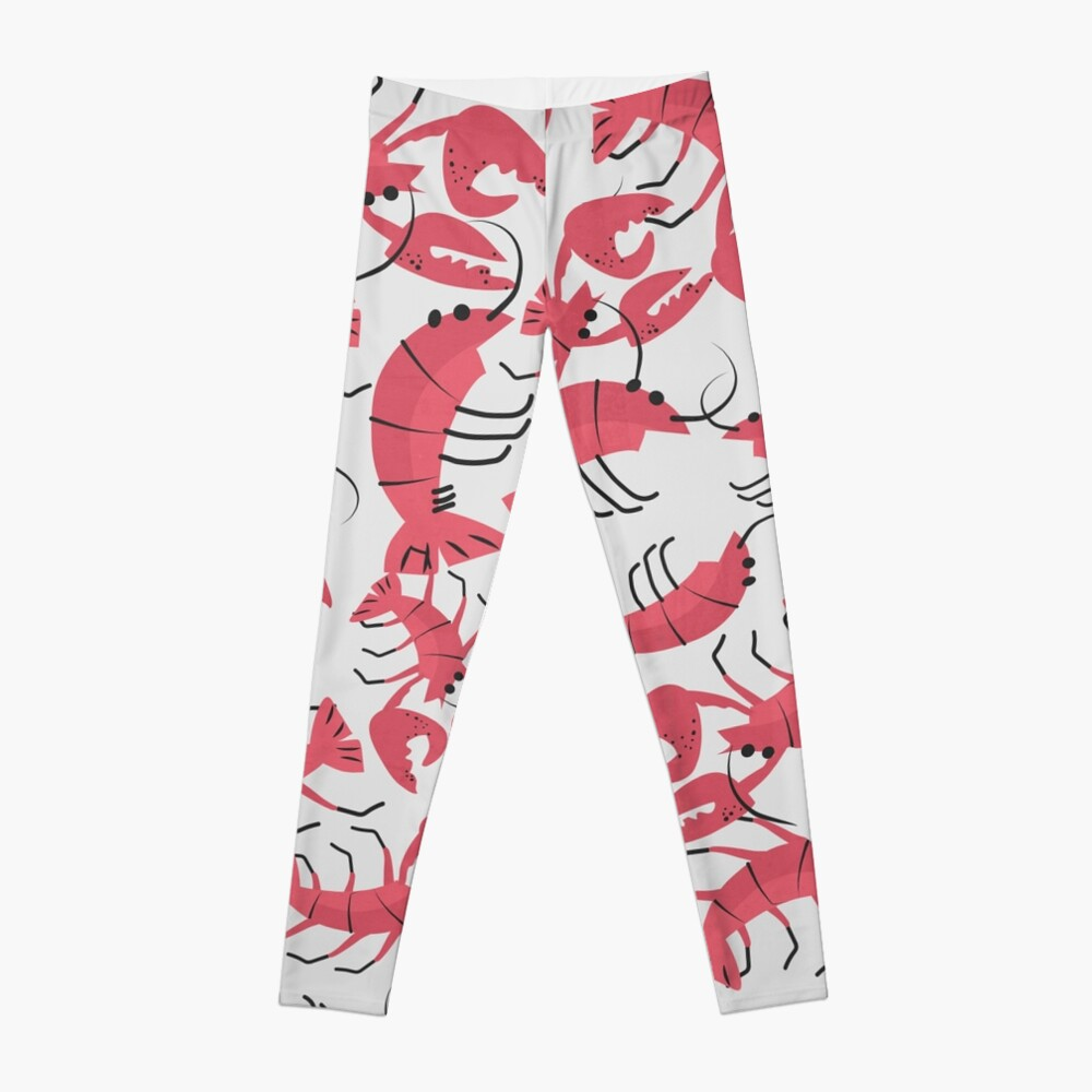 Red Lobster Leggings