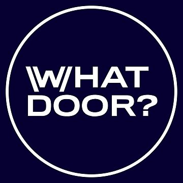 What Door? by marianah