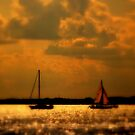 WE SAILED IN  A   GOLDEN    ......  by fiat777