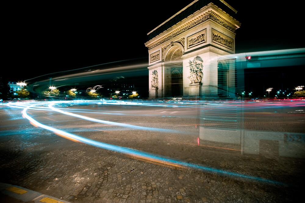 Arc de Triomph by SamHough