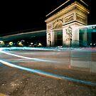 Arc de Triomph by SamHough