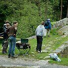 Beggars Bridge - the crew by dougie1