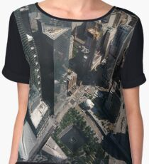 Manhattan, New York City, downtown, #Manhattan, #NewYorkCity, #downtown,  Chiffon Top