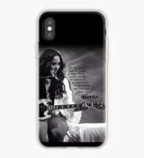 """Demi Lovato """"Warrior"""" (Better fit for phone cases) iPhone Case"""