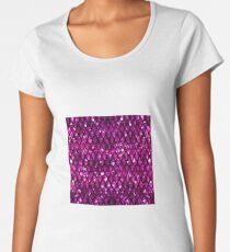 Pink Sapphire Dragon Women's Premium T-Shirt