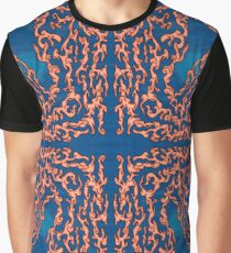 Belief - Symmetrical Abstract Expressionism Graphic T-Shirt