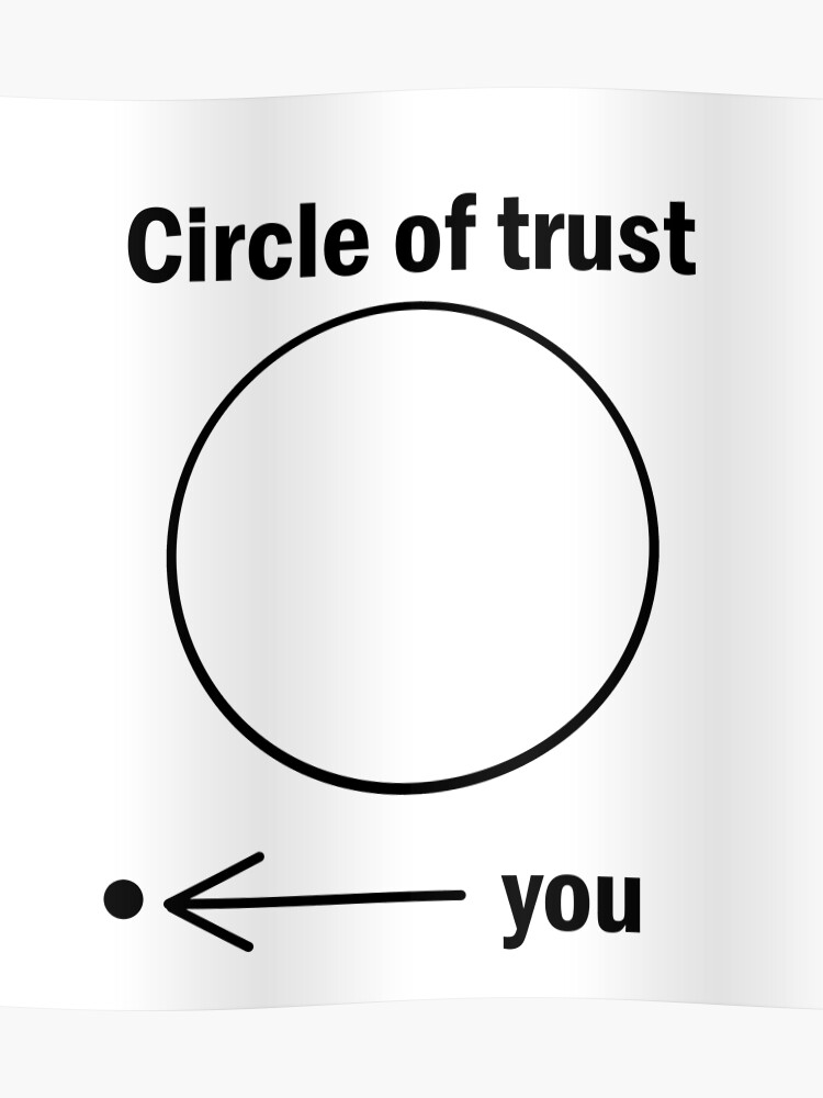 e50f0ae38cee62 Circle of Trust: YOU outside