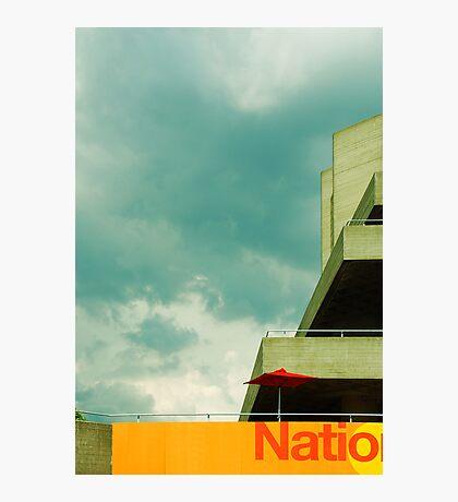 natio Photographic Print