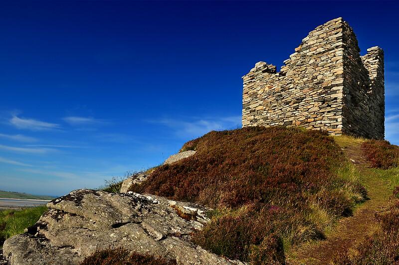 Quot Castle Varrich Tongue Quot By Gary Murison Redbubble