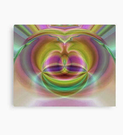 Consciousness Canvas Print