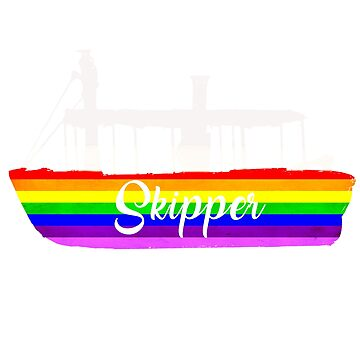 Skipper Pride by JungleCrews