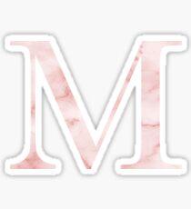 Pegatina Pink Marble M