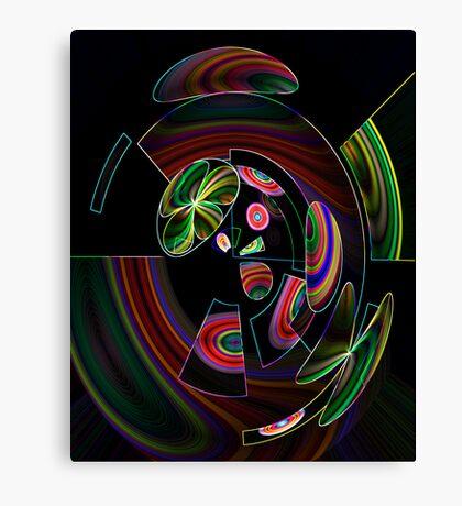 Quixotic Rainbow Canvas Print