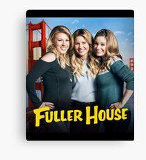 Fuller House Cast Merch Leinwanddruck