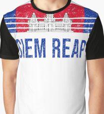 Siem-Reap Vacation Souvenir Graphic T-Shirt