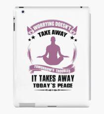Yoga Today's Peace iPad Case/Skin
