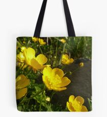 Buttercups Tote Bag
