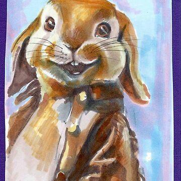 Benjamin Bunny by AlexBowman314