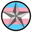 Lone Star Trans Pride! by Sun Dog Montana