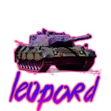 LEOPARD by WarAesthetics