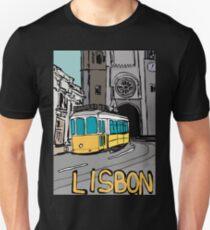 Lisbon Unisex T-Shirt