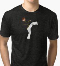 Hayden High Kick (V3) Tri-blend T-Shirt