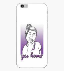 Ja Homo (Stil 1 von 2) iPhone-Hülle & Cover