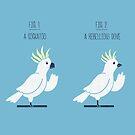 Know Your Birds VIII by Teo Zirinis