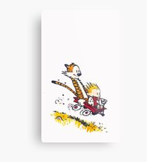 get happy with friends Metal Print