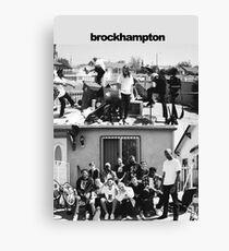 BROCKHAMPTON Canvas Print