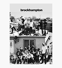 BROCKHAMPTON Photographic Print