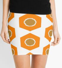 Retro Wallow Mini Skirt