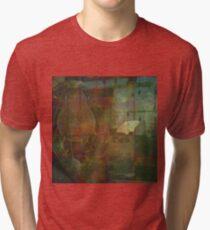 3s26x4pia14844 HD Star Mothlight Tri-blend T-Shirt