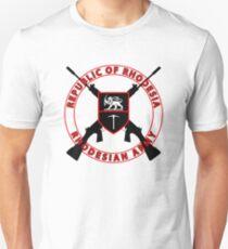 Rhodesian Army FN FAL Unisex T-Shirt