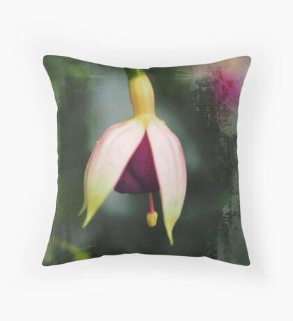 French Fushia Throw Pillow