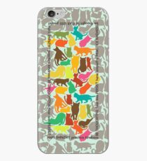 Cats Giving Advice iPhone Case