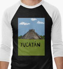 Yucatan Men's Baseball ¾ T-Shirt