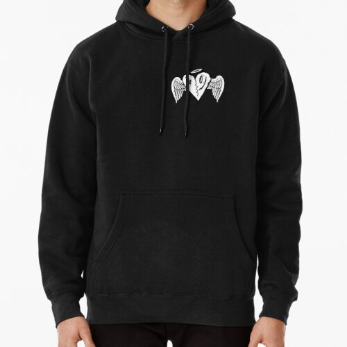 My Heart Hurts Tribute Hoodie (Pullover)